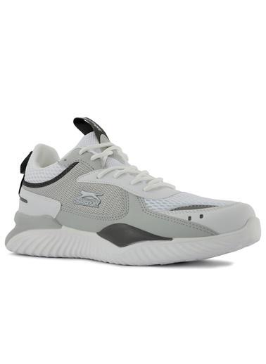 Slazenger Slazenger Toxic Sneaker Erkek Ayakkabı  Beyaz